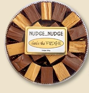 Nudge... Nudge Fudge! You have to get to the Stratford Garlic Festival early... this fudge sells out fast! Garlic fudge is absolutely CRAZY good.