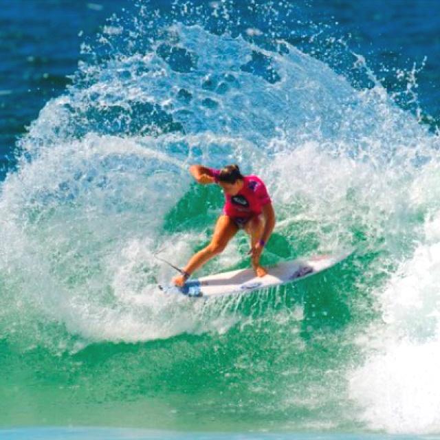 Pro surfers names