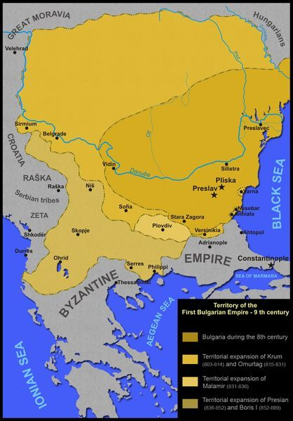 Byzantine Military: Battle of Versinikia, 813 AD