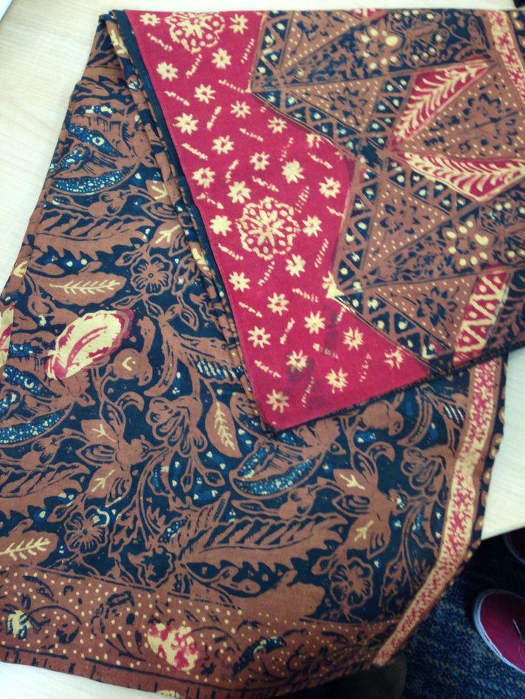 Batik lawasan Sumatra Barat