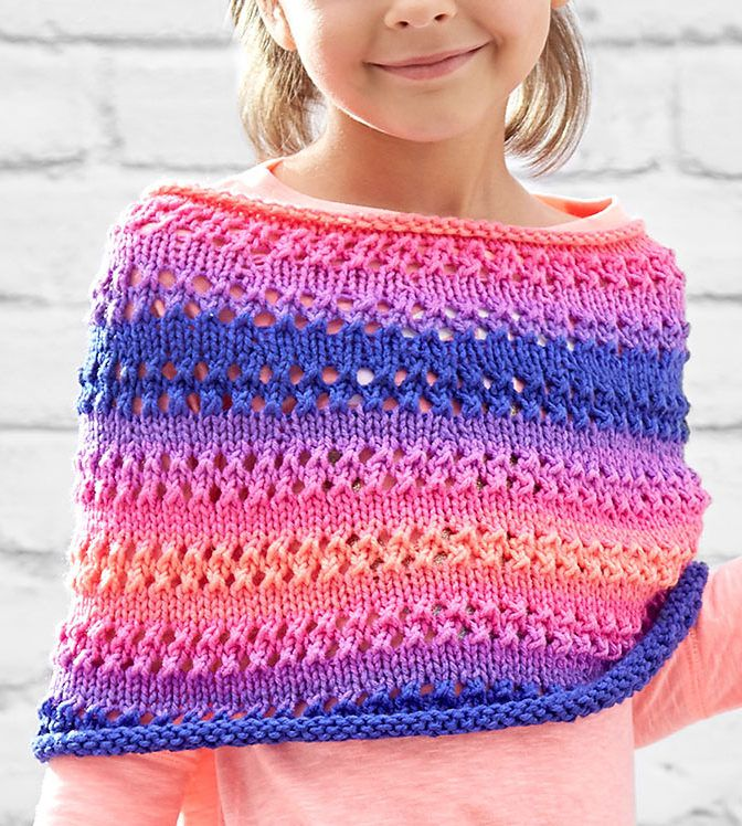 Eyelet Heart Knitting Pattern : 104 best images about Multi-Colored Yarn Knitting Patterns ...