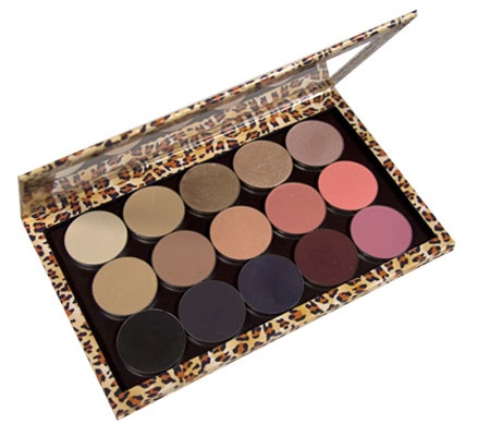 Customizable Magnetic Makeup Palette