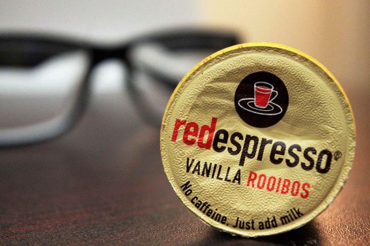 You'll adore Redespresso's vanilla rooibos pods