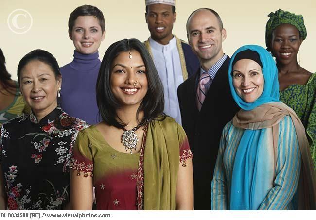 Multiethnic and Multiracialism