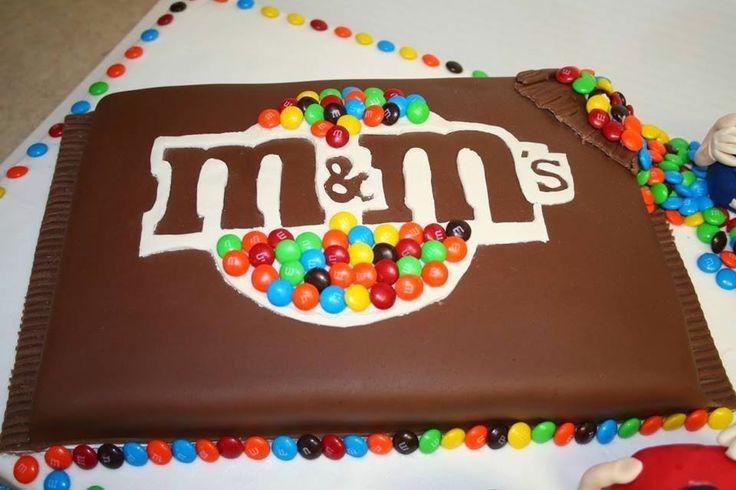 In cucina con Mary Sol: Torta M&M