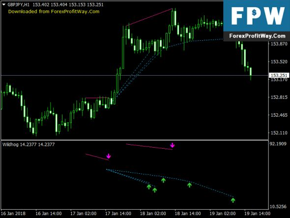 Forex profit way