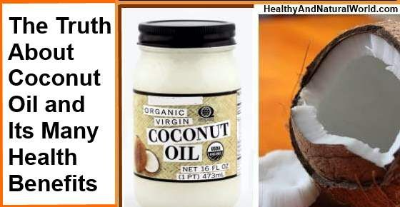 Discover the Truth About Coconut Oil and Its Many Health Benefits - Coconut oil has been a common sight in Asian and Pacific households for ages, but why is it that today all over the world the health benefits of coconut oil are being rediscovered? Find here the answer.