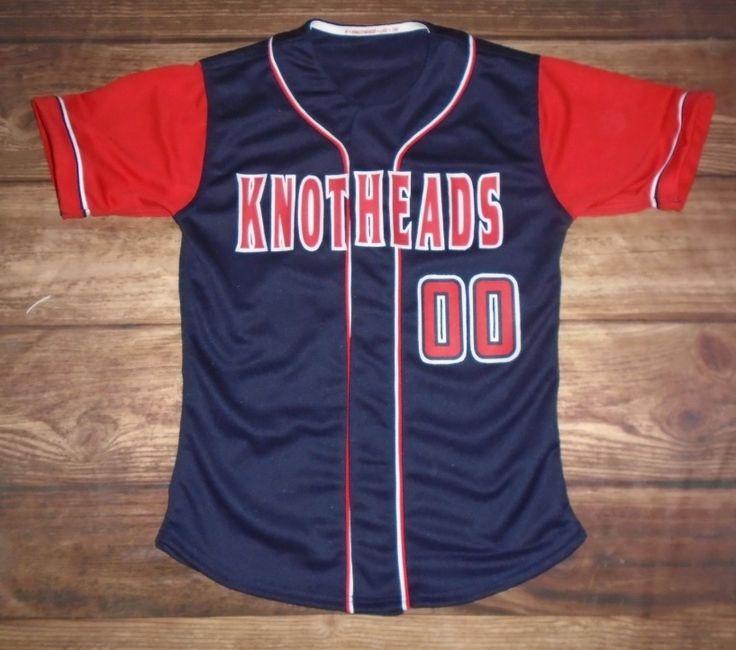 Knotheads Baseball custom jersey created at Sport-N-Center in Denham Springs, LA! Create your own custom uniforms at www.garbathletics.com!