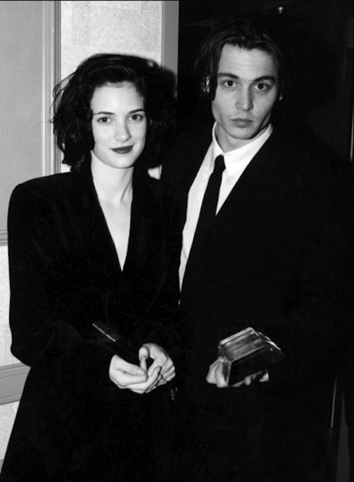 21 Reasons Johnny Depp And Winona Ryder Should Get Back ...