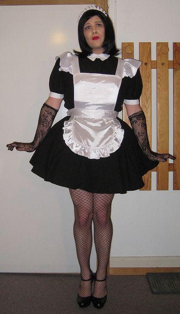 Maid entranced she likes or dislike