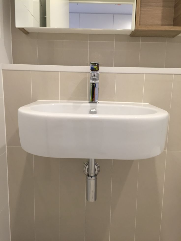 Bay Pavilions - Olympia Ceramica - TP60 600mm Wall hung Ceramic Basin  - Made in Italy