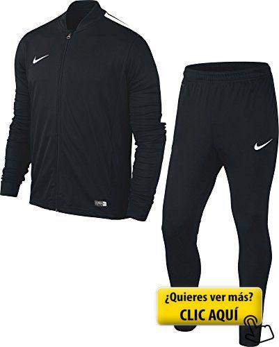 Nike Academy16 Knt Tracksuit 2, Chándal Para... #chaqueta
