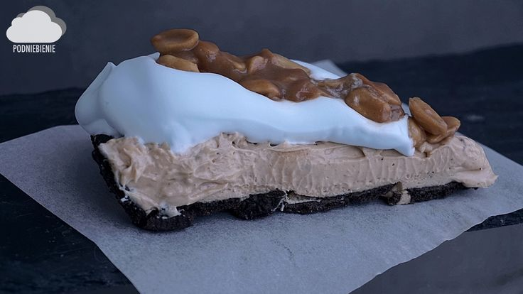 #masłoorzechowe #słonykarmel #tarta #deser #oreo #PodNiebienie #peanutbutter #saltedcaramel #peanutbuttertart #whippedcream #dessert #foodie #onthetable #fooddiary #foodphotography #dinner #recipes #energybites #pornfood #foodporn #recipes #polishblogger #homecooking #cheatday #cheatmeal