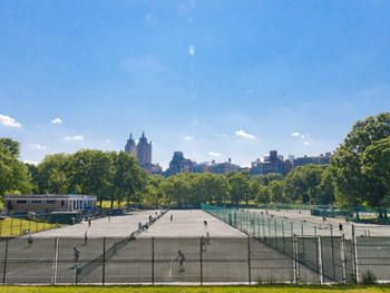 Tennis Courts NYC