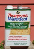 How to Seal a Deck With Thompson's Water Seal