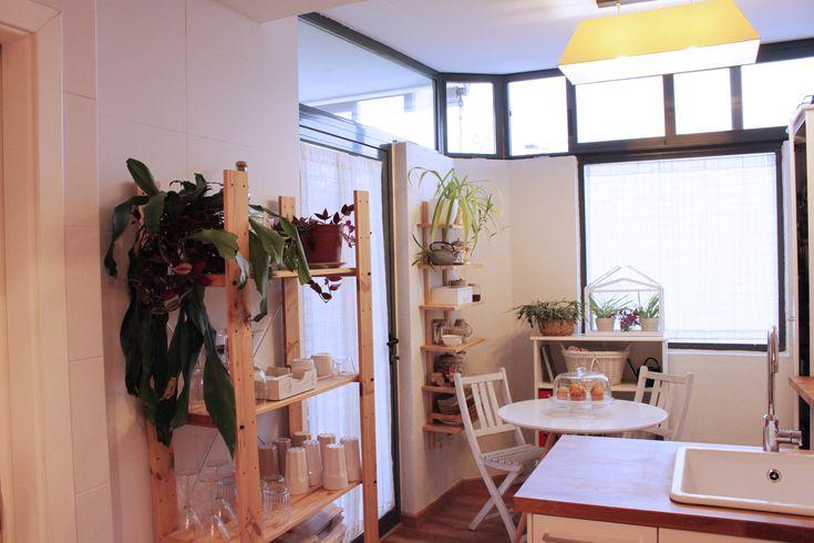 Proyecto de reforma y decoración de cocina by IVM Estudio