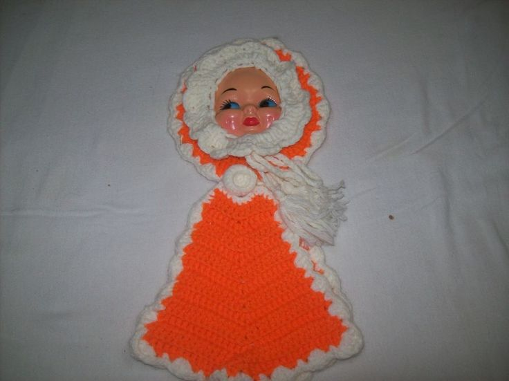 Crochet Pattern For A Doll : The 199 best images about simple dolls on Pinterest ...