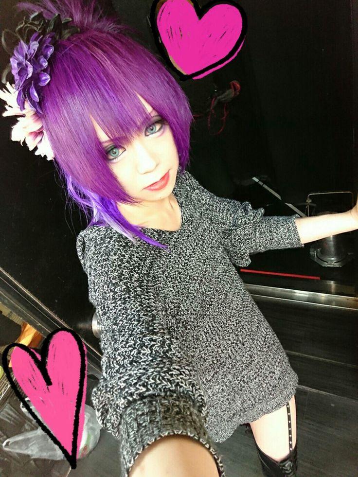 ♡ Setsuna ♡ The Egoist ♡ visual kei artist ♡