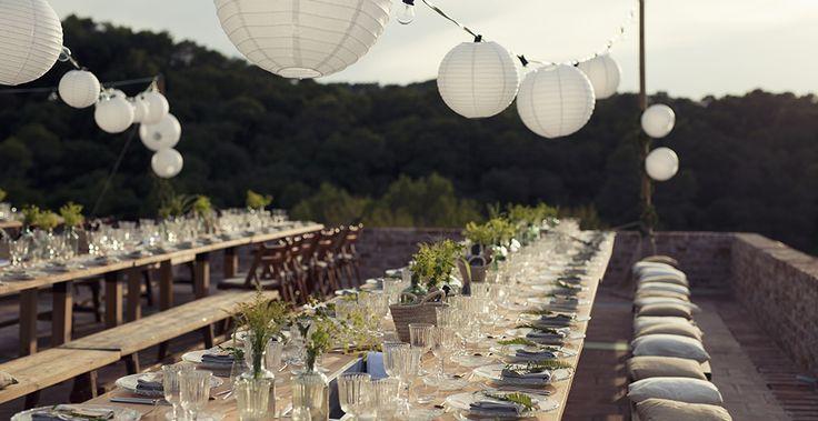 ¿Buscas un catering diferente? #banquetesparabodas