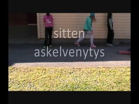 Raumankarin koulun taukojumppa 2 - YouTube