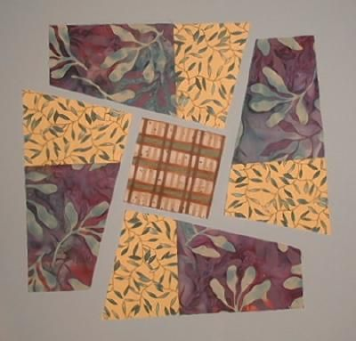 Twisted Sisters quilt block