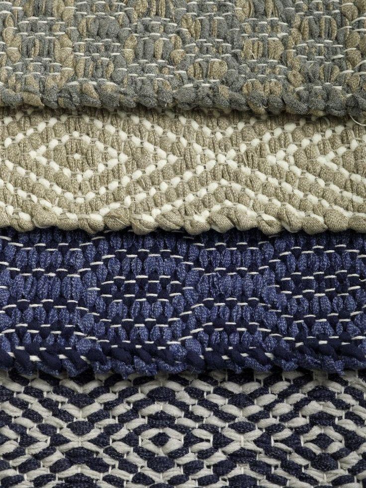 Contemporary Swedish Rag Rugs