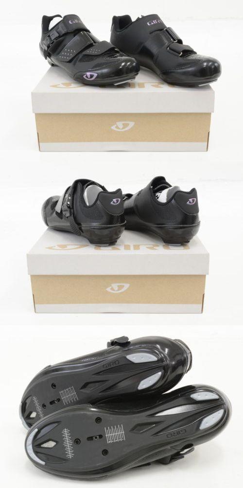 83de434d8bb Cycling Shoes and Shoe Covers 177862  New! Giro Solara Ii Women S 3-Bolt Road  Cycling Shoes Size 6.5 Us