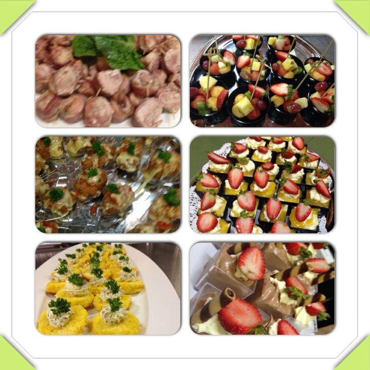 Finger food by Bjs D'lites catering