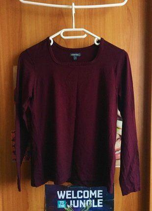 Kupuj mé předměty na #vinted http://www.vinted.cz/damske-obleceni/s-dlouhym-rukavem/14251484-vinove-triko-s-dlouhymi-rukavy