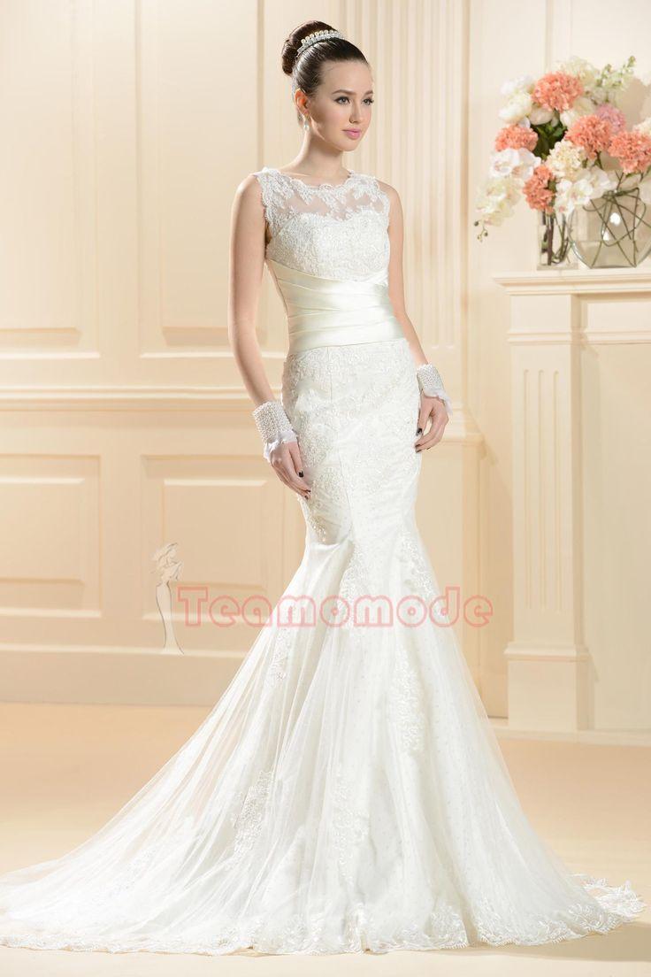 102 best Brautkleider images on Pinterest | Wedding frocks ...