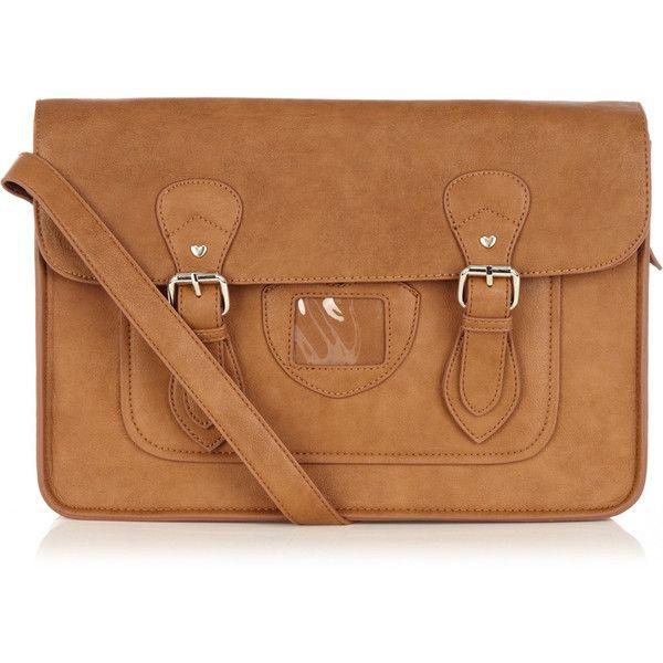 OASIS Satchel Bag (£42) ❤ liked on Polyvore featuring bags, handbags, accessories, bolsas, purses, sac, natural, satchel style handbags, hand bags and purse satchel