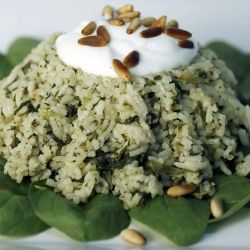 ... Lebanese Food on Pinterest | Stuffed grape leaves, Rice and All spice