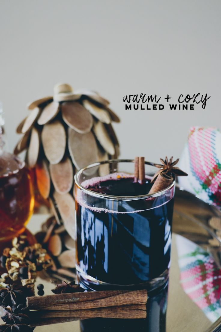Mulled Wine is one of my favourite recipes for the winter season, it has  such a festive and cozy feel when people are over and theres a pot of  mulled wine steeping on the stove. It smells amazing, and keeps you warm.  When deciding on a seasonal drink recipe to share, we were torn between a  mulled wine, or cider inspired cocktail... and then we thought, let's put  them together! This recipe is an easy to make hybrid of spiced cider &  classic mulled red wine.   Ingredients:      * 1 750ml…