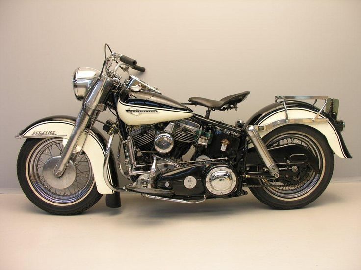 Harley Davidson 1962 Duo Glide 1200 cc 2 cyl ohv