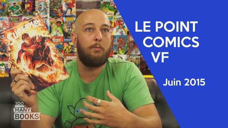 Le Point Comics VF - Juin 2015