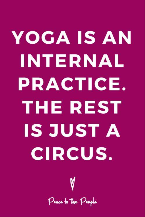 Yoga Quote | Quotes | BKS Iyengar | Inspiration | Mantras
