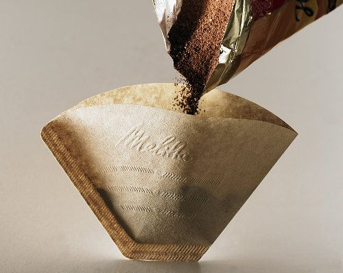 А вам приходило в голову использовать бумажные фильтры для кофе таким образом?