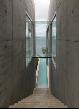 Solis by Renato D'Ettorre Architects  The architect has carved into a steep edge of Hamilton Island, brilliantly sculpting three interlocked levels to frame extraordinary views of islands in the Whitsunday waters.