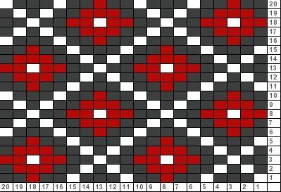Tricksy Knitter Charts: pattern idea 3 (71919)