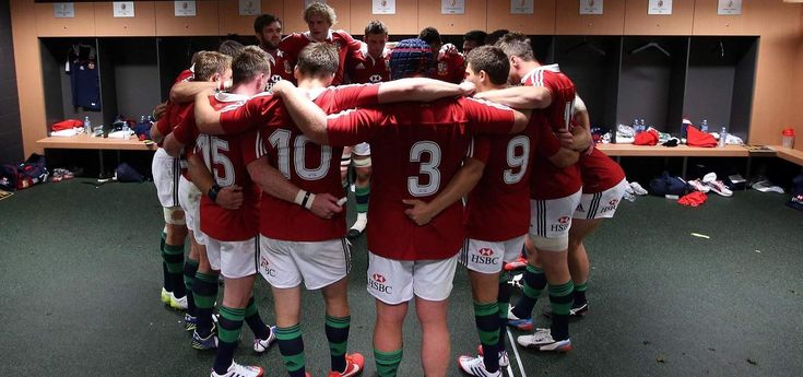 British & Irish Lions & Wallabies Teams Announced For 1st Test