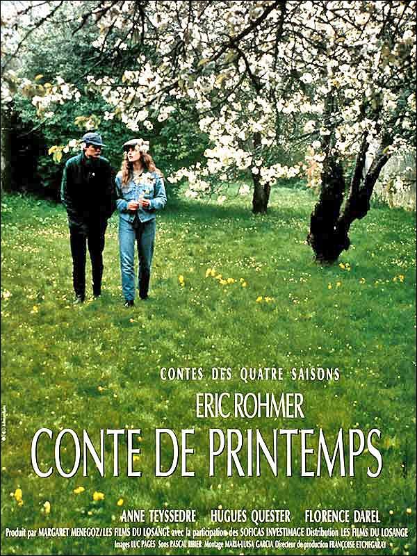 Conte de printemps (1990) - Éric Rohmer