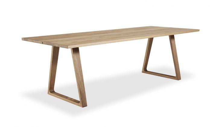 SKOVBY #106 PLANK TABLE   Skovby Møbler