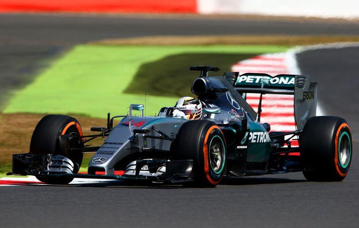 Lewis Hamilton Photos: F1 Grand Prix of Great Britain - Practice