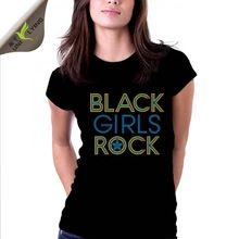 Black Girls Rock Rhinestone Design Your Own T shirt   Best Buy follow this link http://shopingayo.space