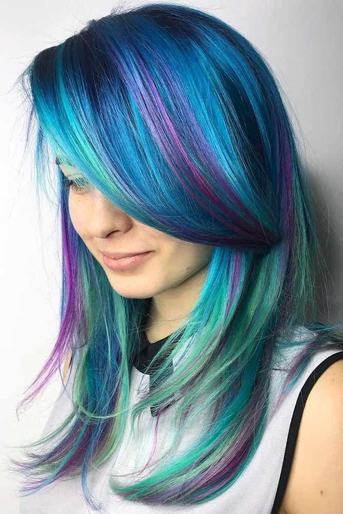 Risultati immagini per mermaid hair