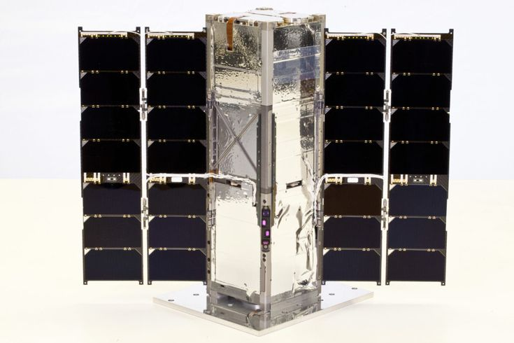 The Johns Hopkins Applied Physics Laboratory's Radiometer Assessment using Vertically Aligned Nanotubes (RAVAN) CubeSat — which will demonstrate new technology to measure Earth's radiation imbalance and predict future climate change — launched on Nov. 11 from Vandenberg Air Force Base, California. Image Credit: JHU APL/Blue Canyon Technologies
