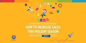 In an urge to increase your sales this holiday season? Download our ultimate guide that helps you boost your sales! https://goo.gl/tdW6Wg