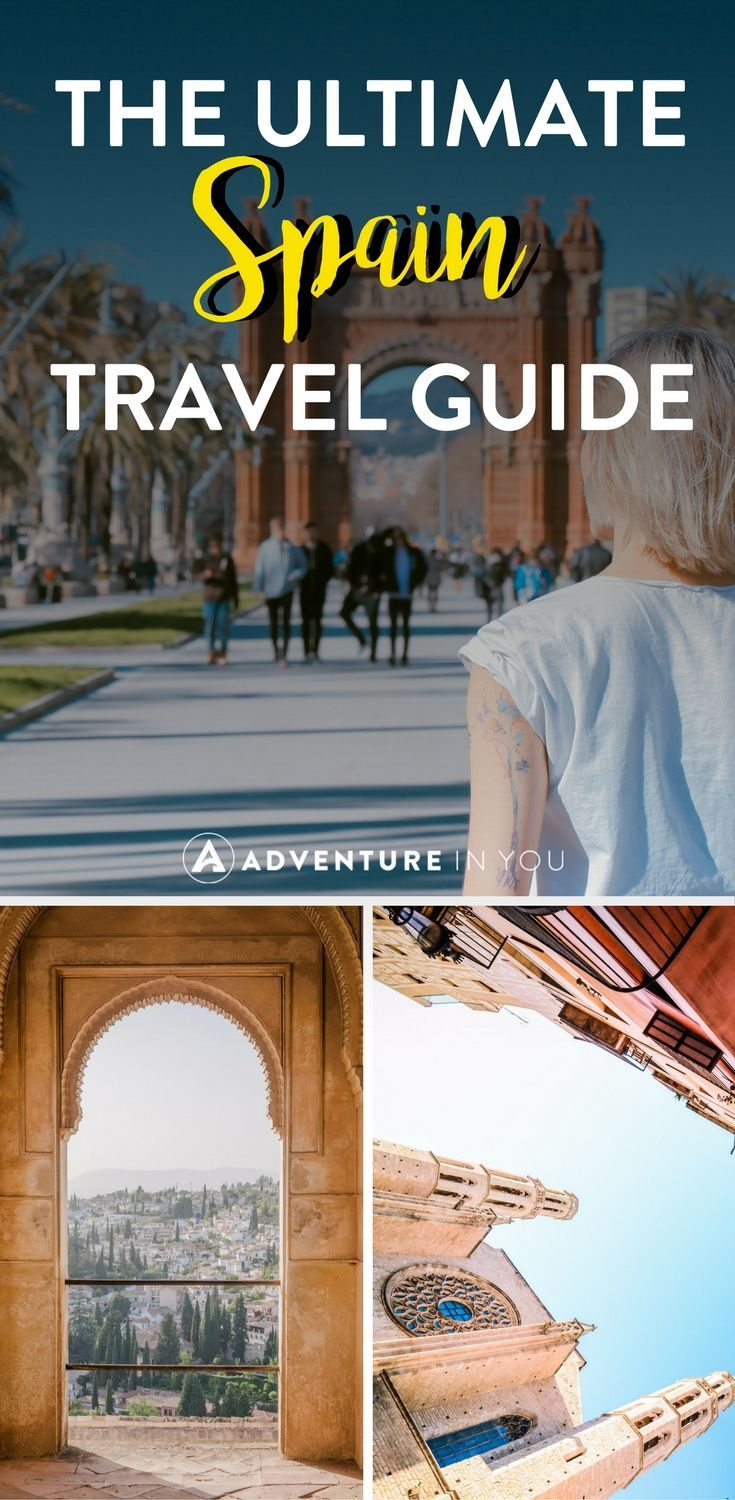 Spain Travel | Heading to Spain? Check out our travel guide featuring what to eat, where to go, and the best things to see and do in Spain. #spain #europe