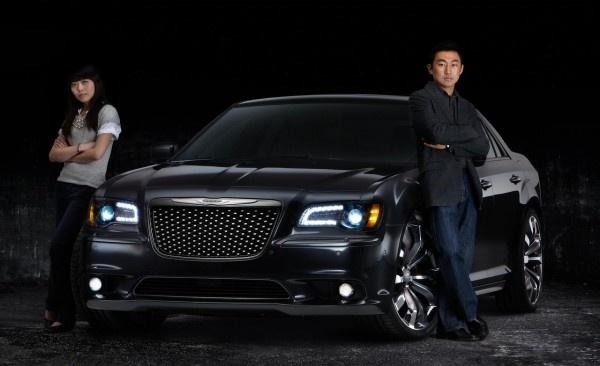 2012 Chrysler 300 Ruyi Concept