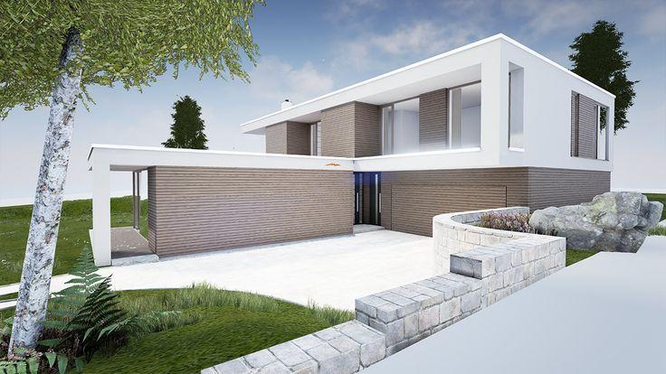 9 besten architektenhaus am plauer see b plan gebiet j rgenshof ost bilder auf pinterest - Architekten magdeburg ...